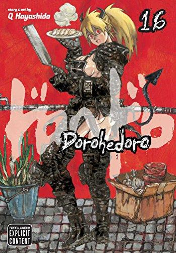 Dorohedoro Volume 16