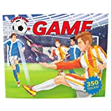 Trend 8064 - Create your Football Game Malbuch -