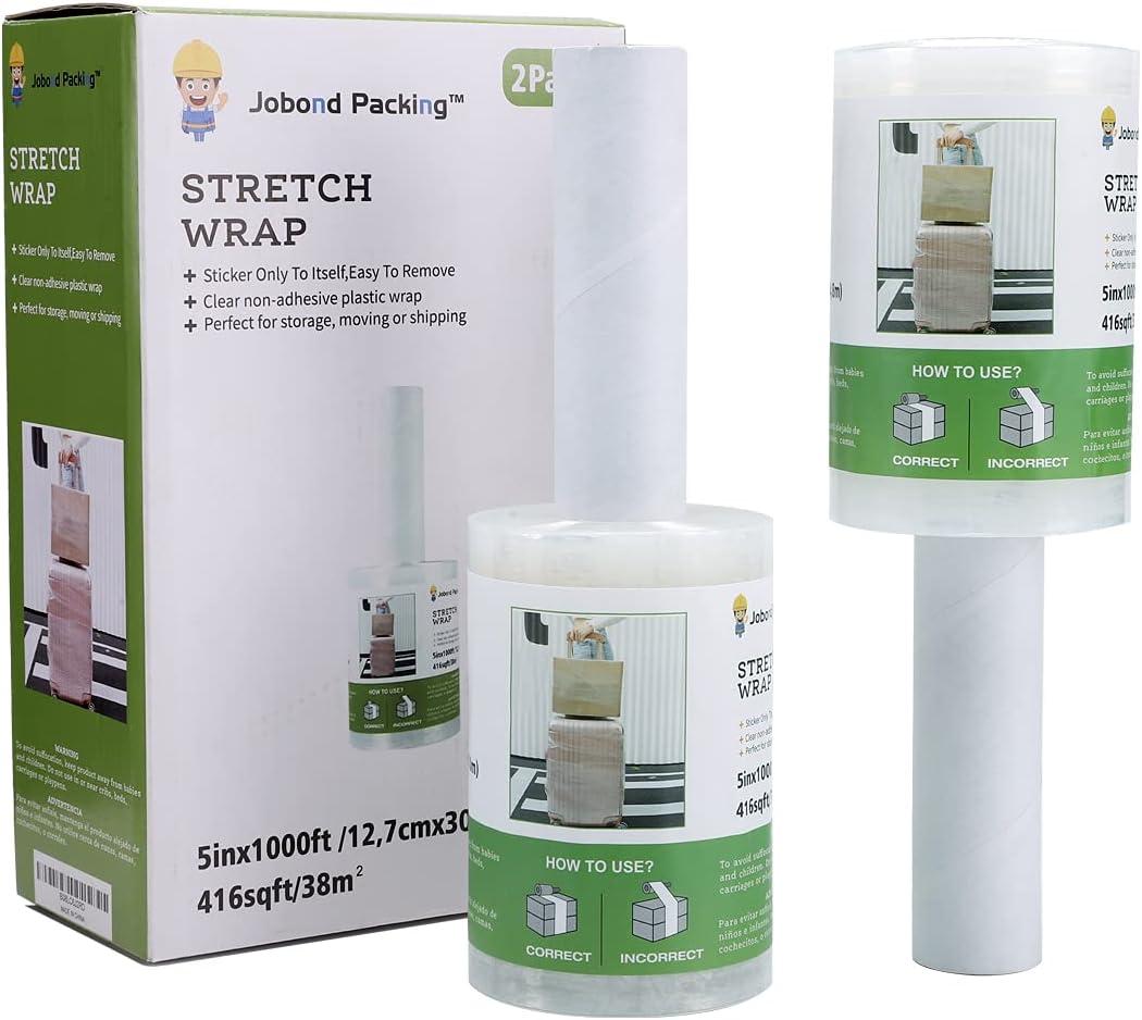 Stretch Wrap Film with Handle 5