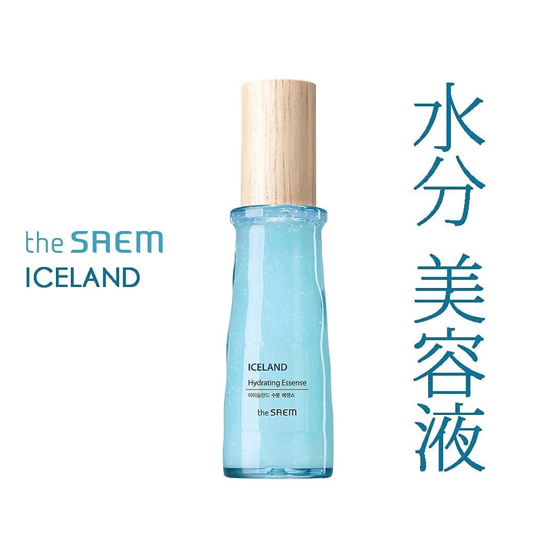 忌み嫌う大メガロポリスザ セム The saem アイスランド 水分 美容液 エッセンス The Saem Iceland Hydrating Essence 60ml