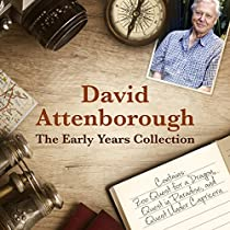 David Attenborough: The Early Years Collection Audiobook   David ...