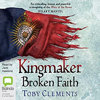 Broken Faith                   By:                                                                                                                                 Toby Clements                               Narrated by:                                                                                                                                 Jack Hawkins                      Length: 15 hrs and 16 mins     713 ratings     Overall 4.6