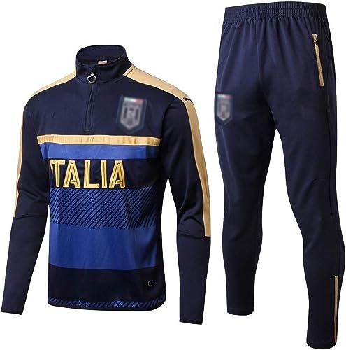 Tuta sportiva nazionale italiana di calcio B08794STRX
