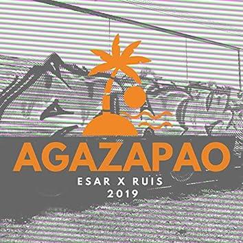 Agazapao 2019 (feat. Esar)