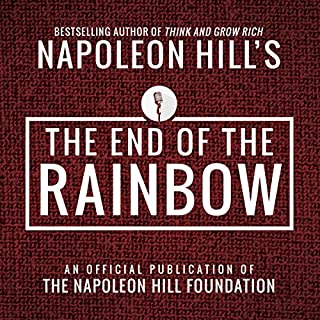The End of the Rainbow audiobook cover art