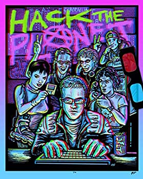 Movie HACK The Home ! Hackers Movie Poster  11x17