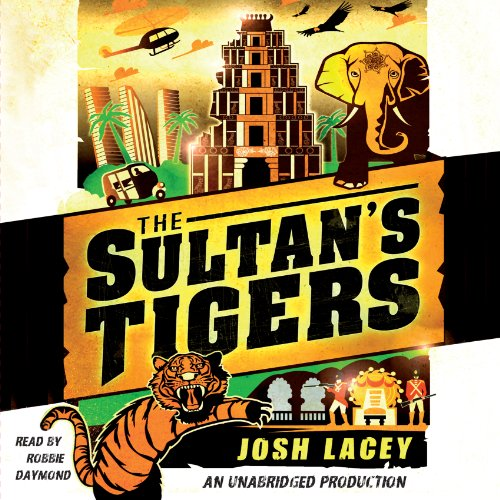 The Sultan's Tigers audiobook cover art