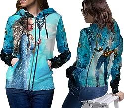 Best aquaman zip up hoodie Reviews