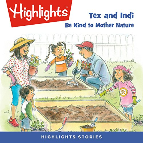 Tex and Indi: Be Kind to Mother Nature copertina
