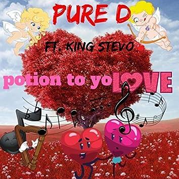Potion to Yo Love (feat. King Stevo)