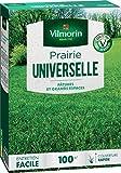 Vilmorin 4477514 Prairie Universelle, Vert, 7.5 x 19 x 27.5 cm