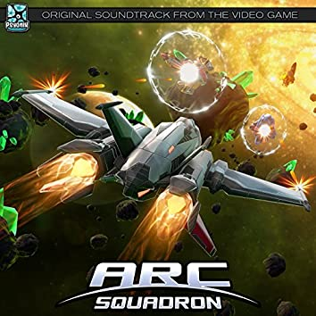 Arc Squadron (Original Video Game Soundtrack)
