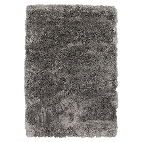 Thedecofactory Tapis Extra Doux, Polyester, Taupe, 80 x 150 cm