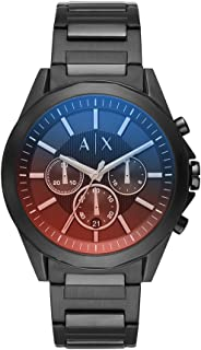 Armani Exchange Men's AX2615 Chronograph Quartz Black Watch