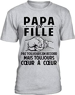 Papa et petit-fils meilleurs amis pour la vie poing punch fête mères tee t shirt