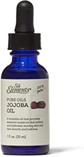 Silk Elements Pure Jojoba Oil, 1 oz