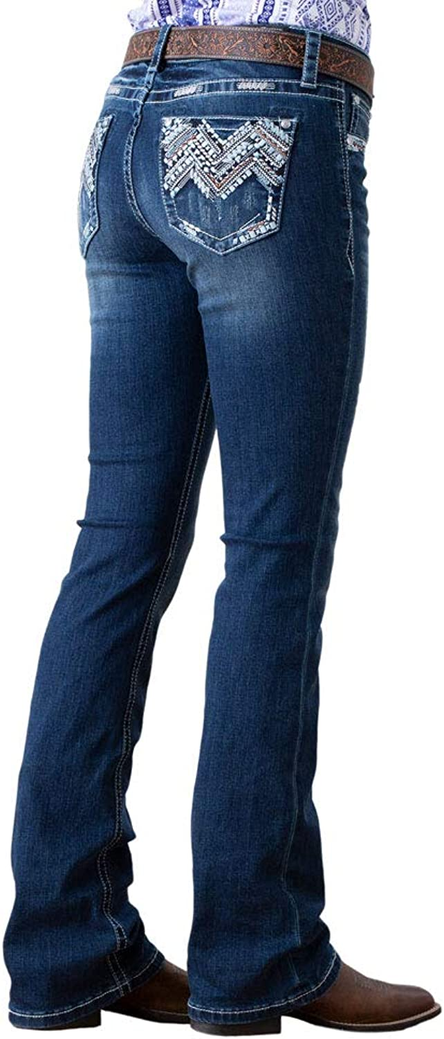 Grace in LA Barn Swallow bluee Slim Fit Jean