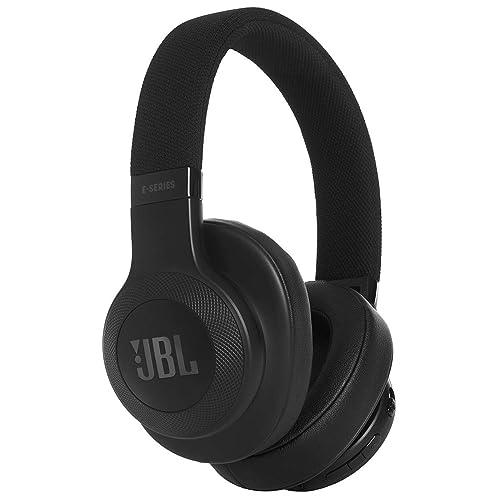 8d83a106592 JBL Harman E55 Bluetooth Over-Ear Headphone - Black