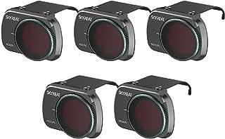 Skyreat Camera Lens ND Filters Set 5 Pack-(ND4PL ND8PL ND16PL ND32PL ND64PL) Compatible with DJI Mavic Mini Camera