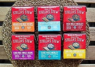 Stella & Chewy Stew Variety Pack 12PK