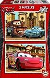 Educa 14938 Cars 2 - Puzzles (2 Unidades, 20 Piezas)