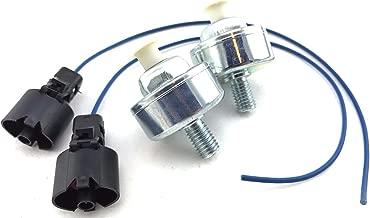 2 GM KNOCK SENSORS & WIRE HARNESS REPAIR KIT LS1 LQ9 LS6 6.0L 5.3L 4.8L 8.1L 6L