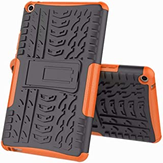 FTRONGRT Case for Amazon Fire HD 10 (2021), Detachable 2 in 1 Shockproof Cover, Drop Resistance, High Impact, Heavy Duty, ...
