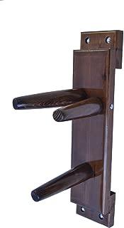 dummymaker Wing Chun Wooden Dummy Plane Walnut Color …