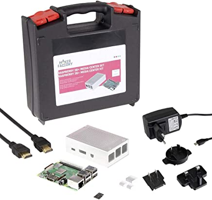 Makerfactory Raspberry Pi® 3 Model B+ 1GB incl. case, incl. alimentatore, incl. Software - Trova i prezzi più bassi
