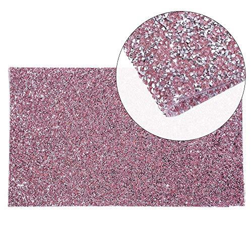 Kalolary Diamond Nagel Art Hand Pad, Nagel Art Tafel Mat Salon Praktijk Kussen Glitter Pad Kussen Hand Houder Opvouwbare Scrub Hand Rest Manicure Gereedschap