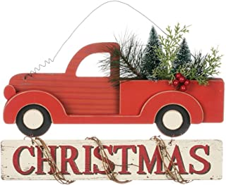 Best old truck decorated for christmas Reviews