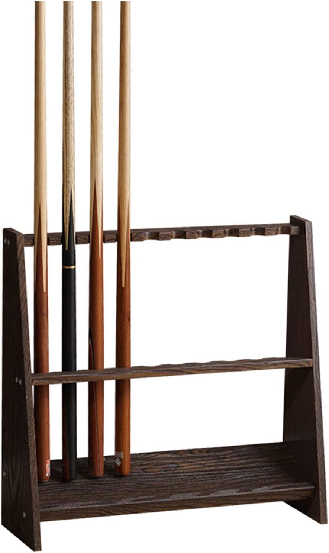 CHJBD Pool Cue Max 50% OFF Rack -Billiard Stick Stand Board High Density Max 82% OFF Poo