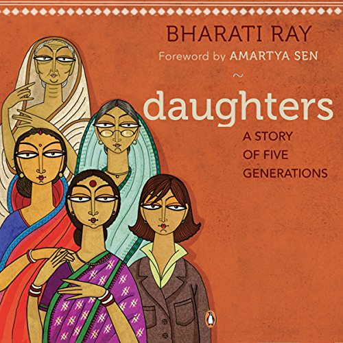 Daughters audiobook cover art