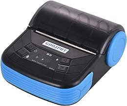 Aibecy GOOJPRT MTP-3 80mm BT Thermal Printer Portable Lightweight for Supermarket Ticket Receipt Printing