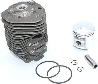 P SeekPro Juego de pistones de Cilindro Nakisil 52 mm para Cortador de Disco Stihl TS510 TS50 Stihl 051 050 Piezas de Motosierra # 1111 020 1200