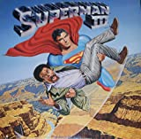 SUPERMAN III (ORIGINAL SOUNDTRACK LP VINYL, 1983)