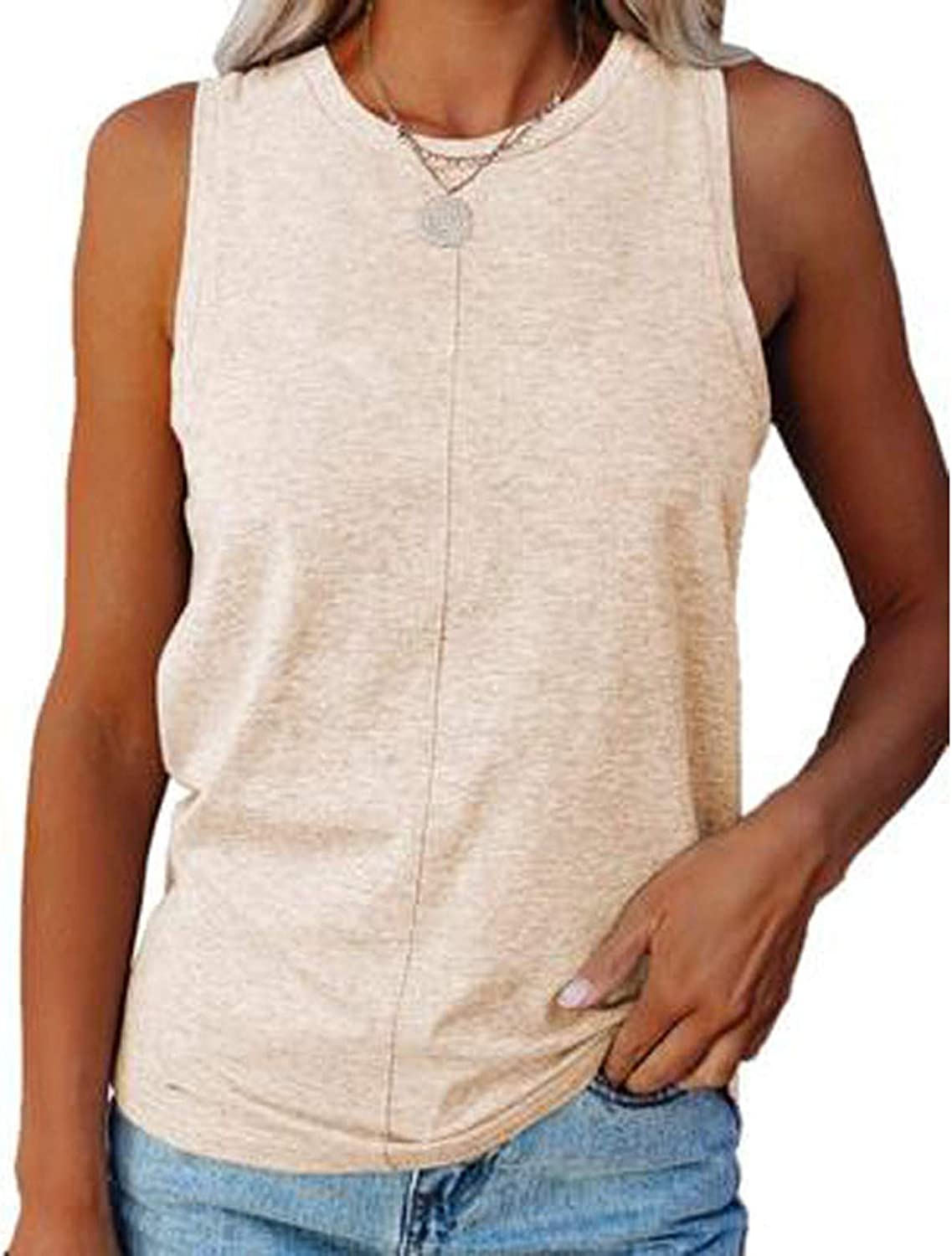 felwors Tank Tops for Women, Womens Casual Fashion Summer Holiday Sleeveless Graphic Vest Tops Tee Shirts Blouse Tops
