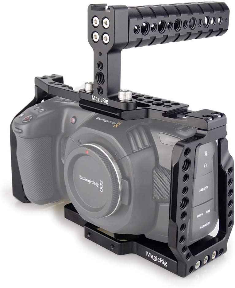 Best Cage For Bmpcc