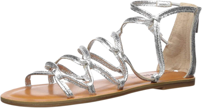 Lucky Brand Womens Anisha Flat Flat Sandal