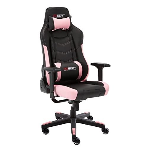 Surprising Gaming Chair Pink Amazon Com Machost Co Dining Chair Design Ideas Machostcouk