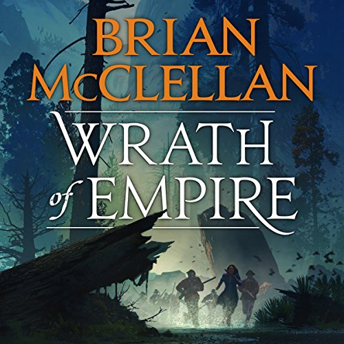 Wrath of Empire audiobook cover art
