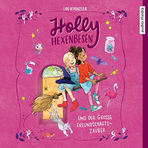 Holly Hexenbesen und der große Freundschaftszauber     Holly Hexenbesen 3              By:                                                                                                                                 Lou Kuenzler                               Narrated by:                                                                                                                                 Yvonne Greitzke                      Length: 2 hrs and 32 mins     Not rated yet     Overall 0.0