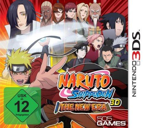 Naruto Shippuden 3D - The New Era [Edizione: Germania]