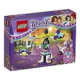 LEGO Friends Set Costruzioni Giostra Spaziale Pel Parco Diverti, Colore Vari, 41128