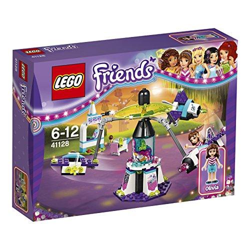 LEGO Friends 41128 - Raketen-Karussell, Spielzeug für Jungen und Mädchen