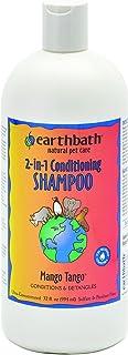 Earthbath Mango Tango Conditioning Shampoo, Mango Scent 32oz