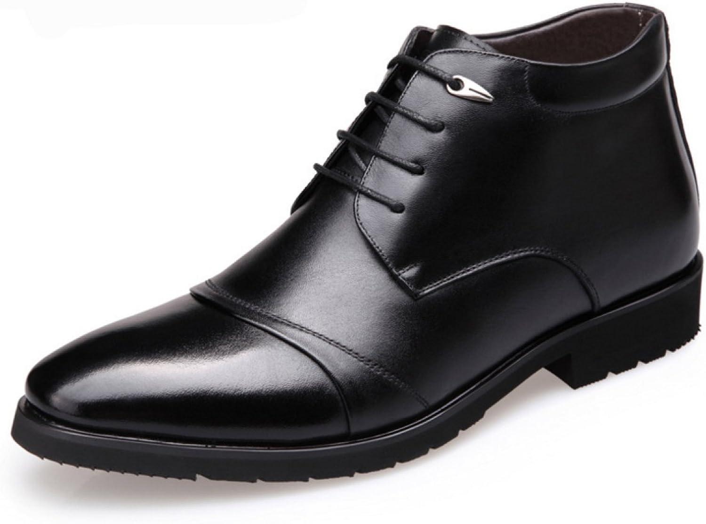 Men High shoes Korean Version England Men Casual shoes Youth Men's shoes Autumn And Winter Plus Cashmere Warm shoes