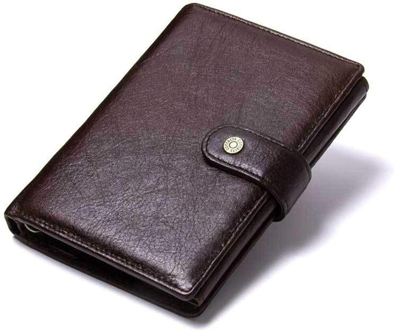 658b5e61824cd Herren Krotitkarteninhaber Krotitkarteninhaber Krotitkarteninhaber  Geldb ouml rse Bifold Trifold Mens Wallet Pocket Extra Capacity  Krotitkarteninhaber ...