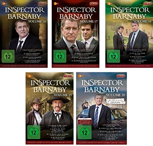 Inspector Barnaby, Vols. 16-20 (20 DVDs)