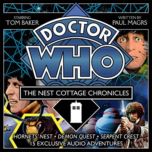 Couverture de Doctor Who: The Nest Cottage Chronicles
